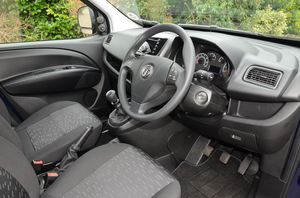 Vauxhall Combo Commercialvehicle Com