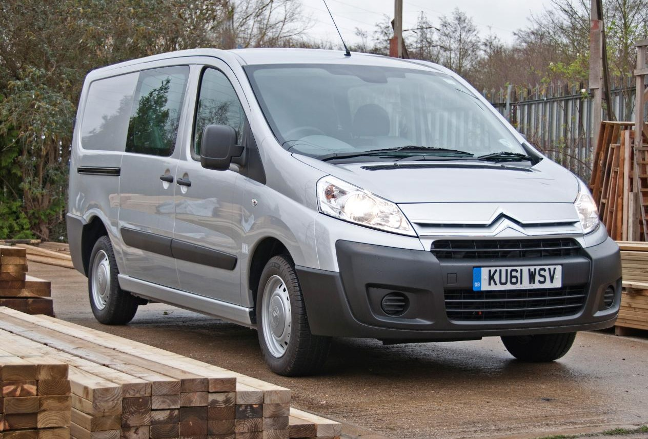 Citroen Dispatch - CommercialVehicle.com