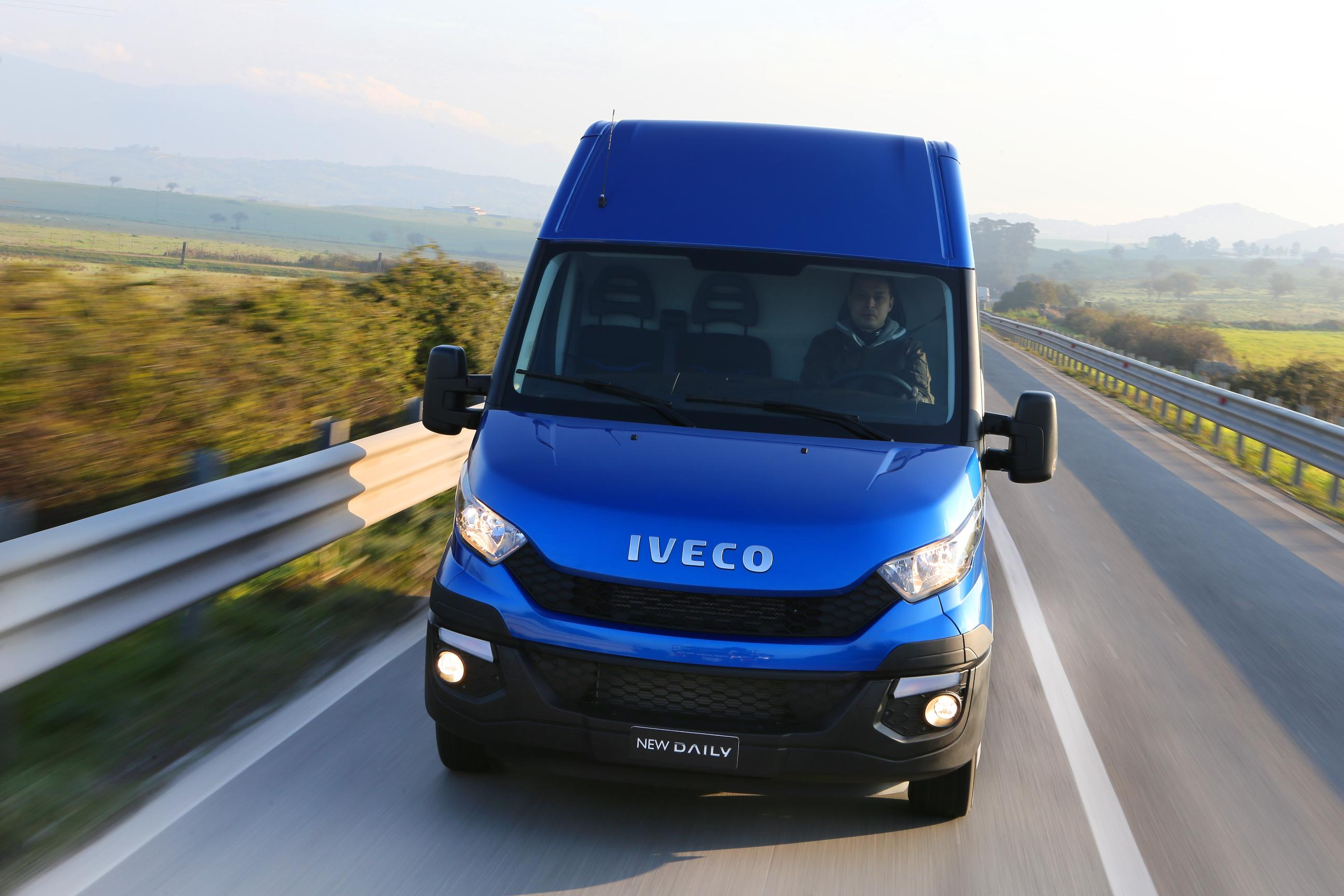 Nissan Work Van >> Iveco Daily - CommercialVehicle.com