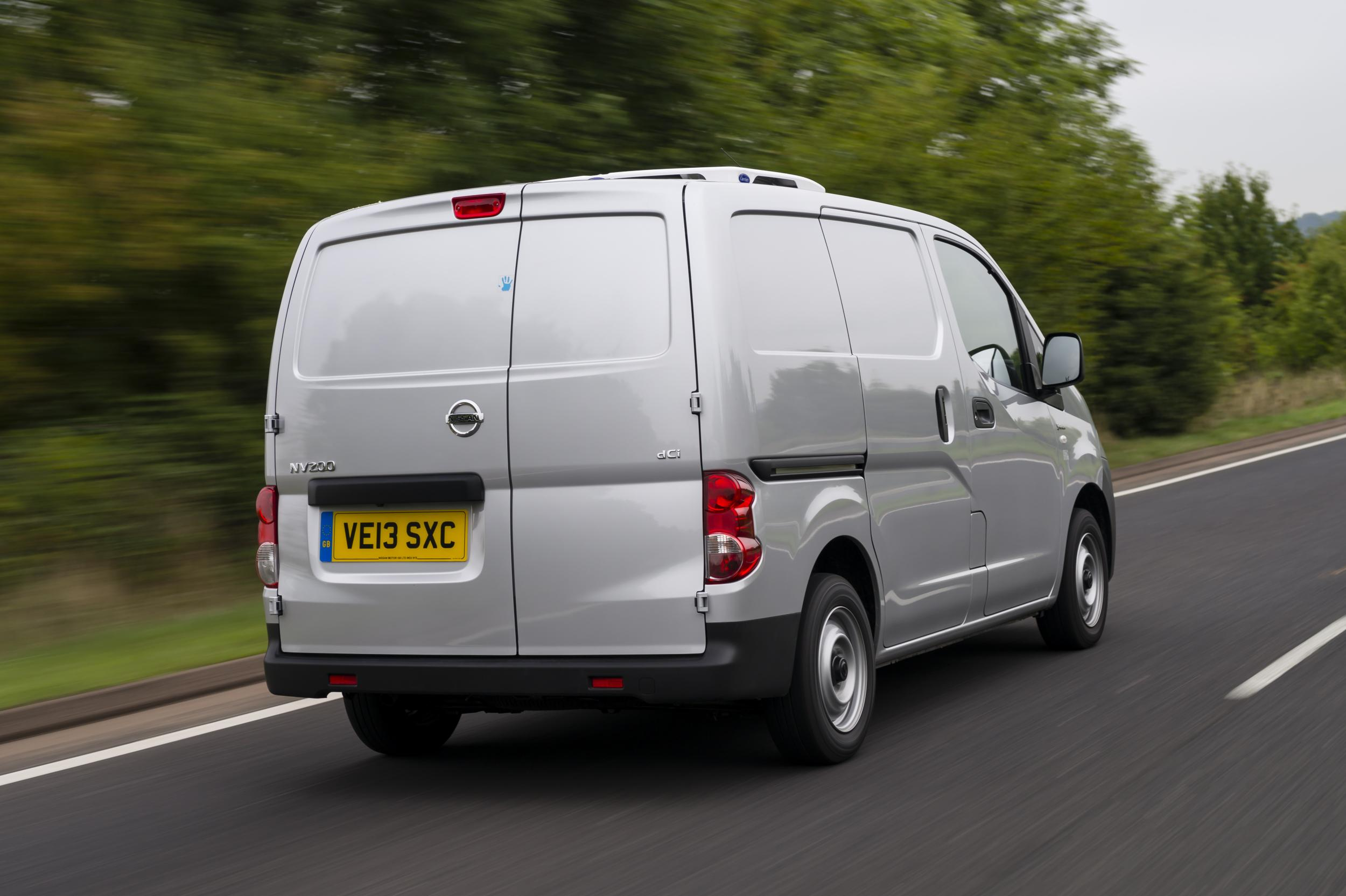 Vw Crafter 2018 >> Nissan NV200 - CommercialVehicle.com