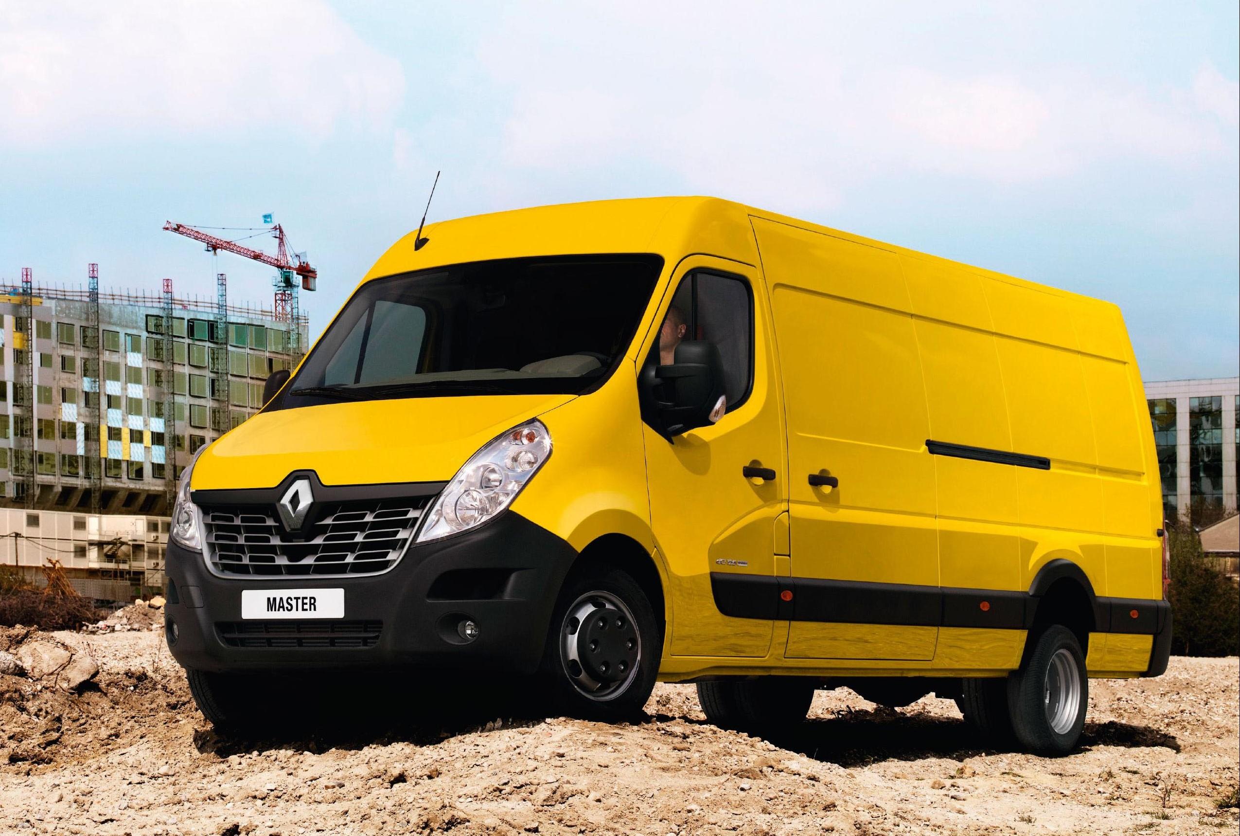 prices for new renault master van confirmed. Black Bedroom Furniture Sets. Home Design Ideas