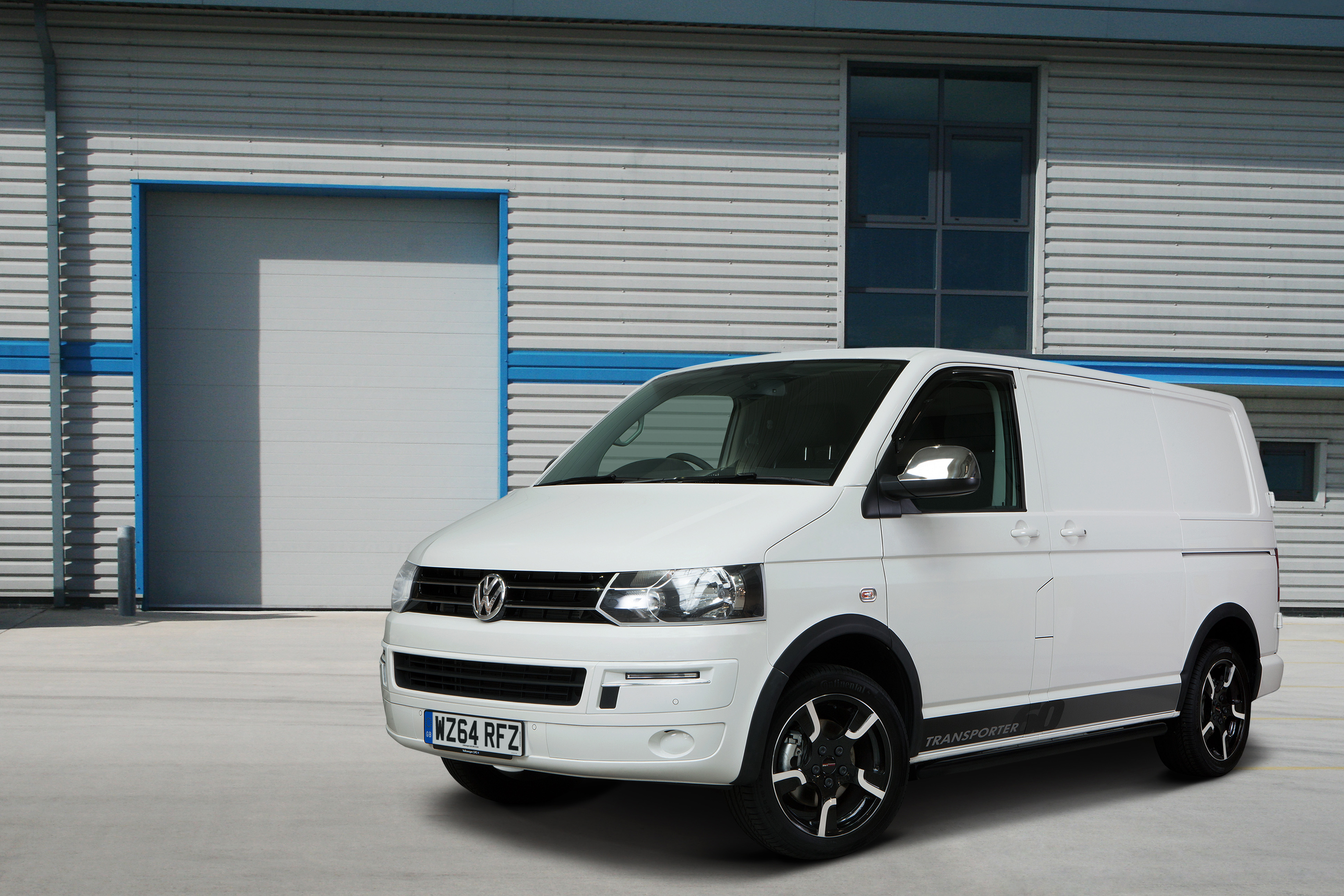 vw transporter gets 60th anniversary pack. Black Bedroom Furniture Sets. Home Design Ideas