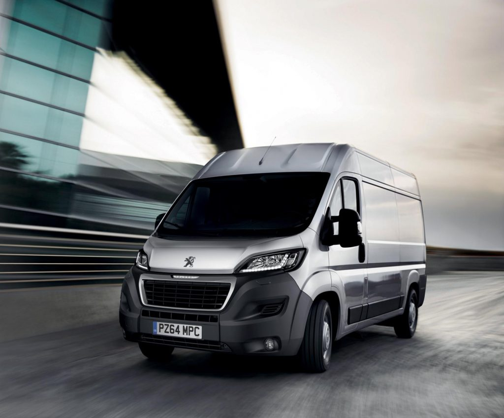 peugeot commercial vehicles racks up big jump in sales. Black Bedroom Furniture Sets. Home Design Ideas