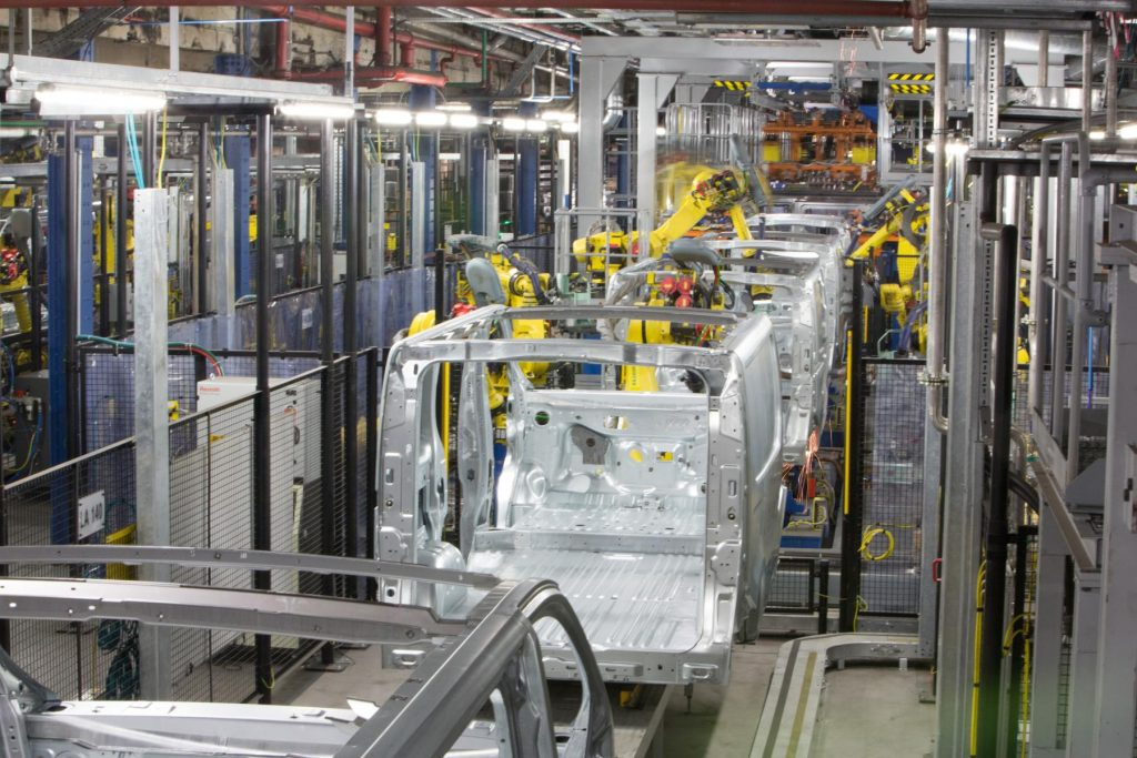 uk u0026 39 s van production grows 24