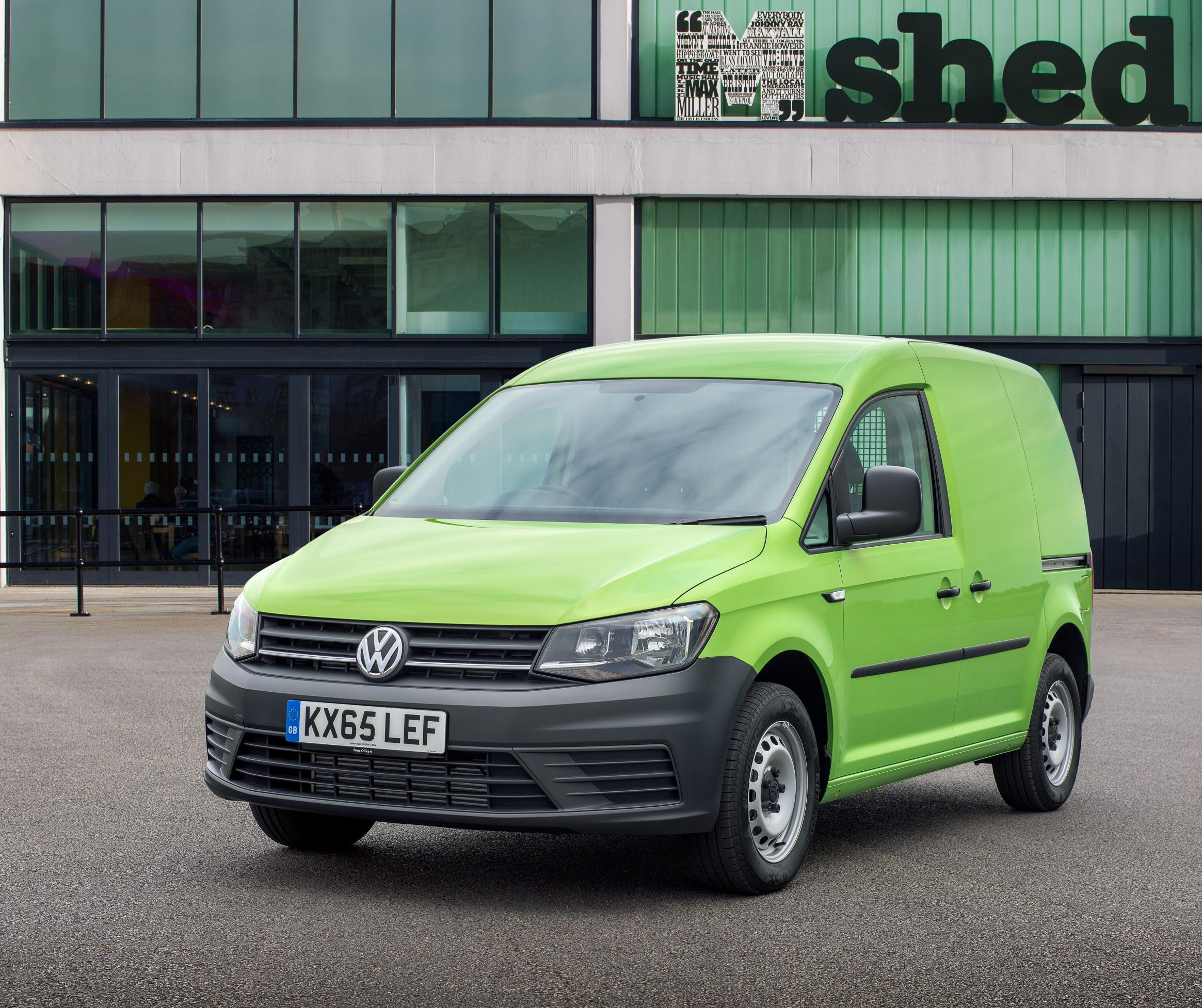 new vw transporter and vw caddy launches. Black Bedroom Furniture Sets. Home Design Ideas