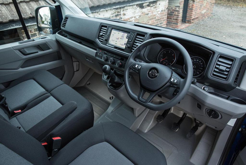 Volkswagen Crafter 2017 Commercialvehicle Com