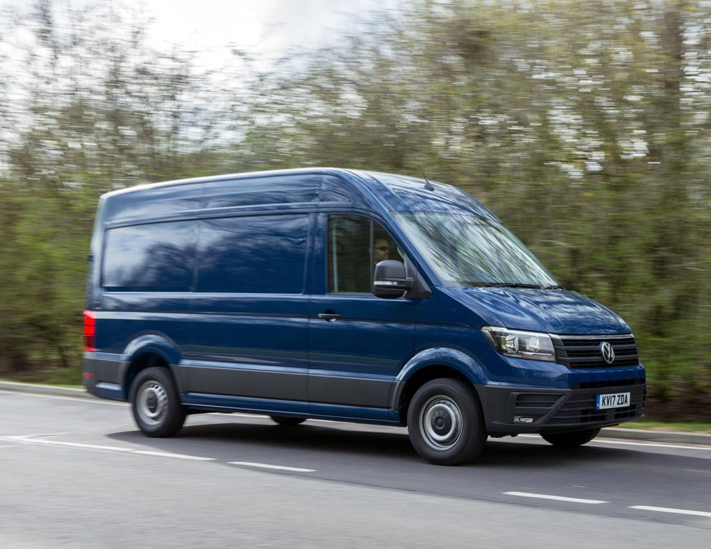 Volkswagen Crafter (2017) - CommercialVehicle.com