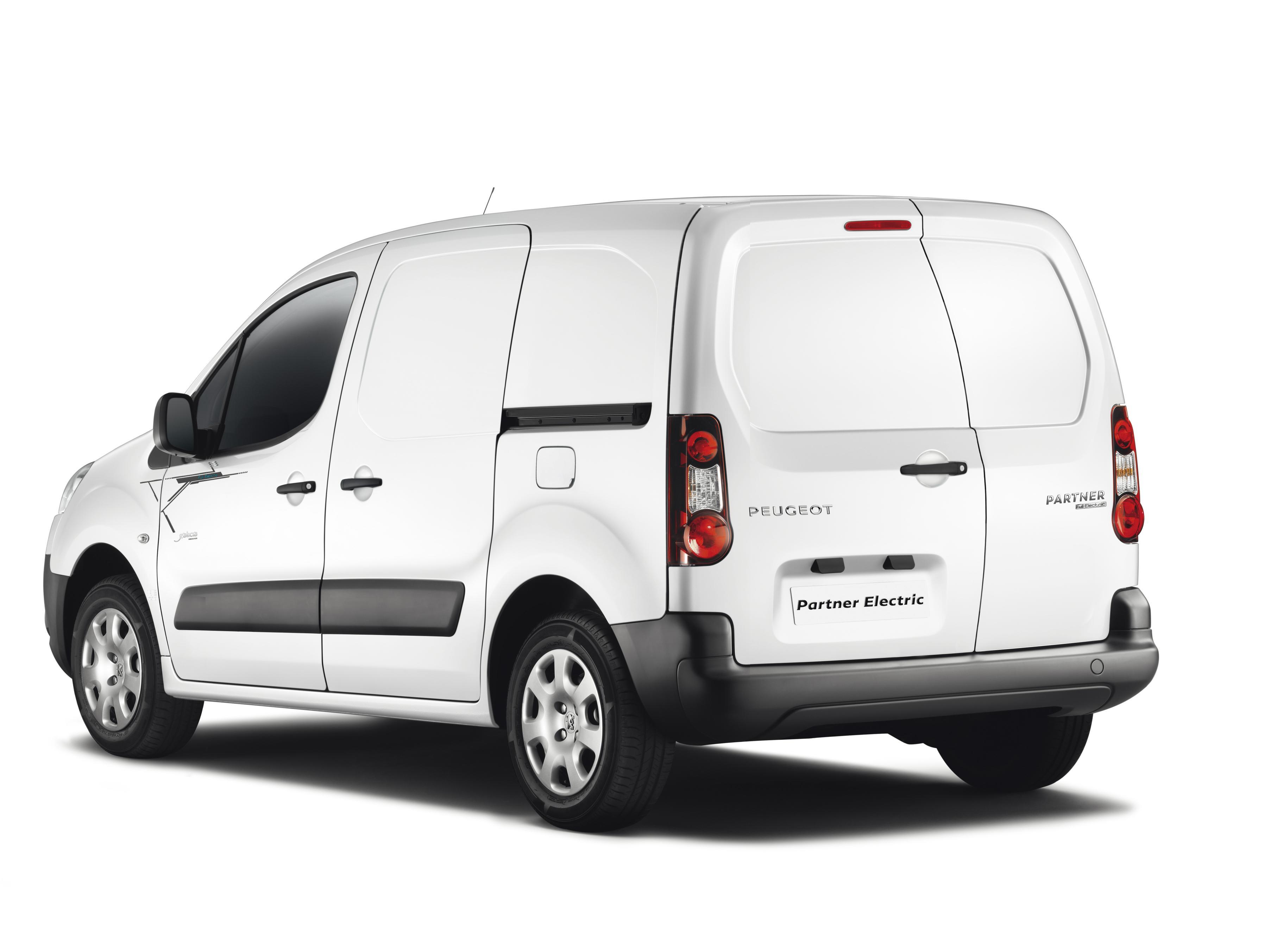 Peugeot Partner - CommercialVehicle.com