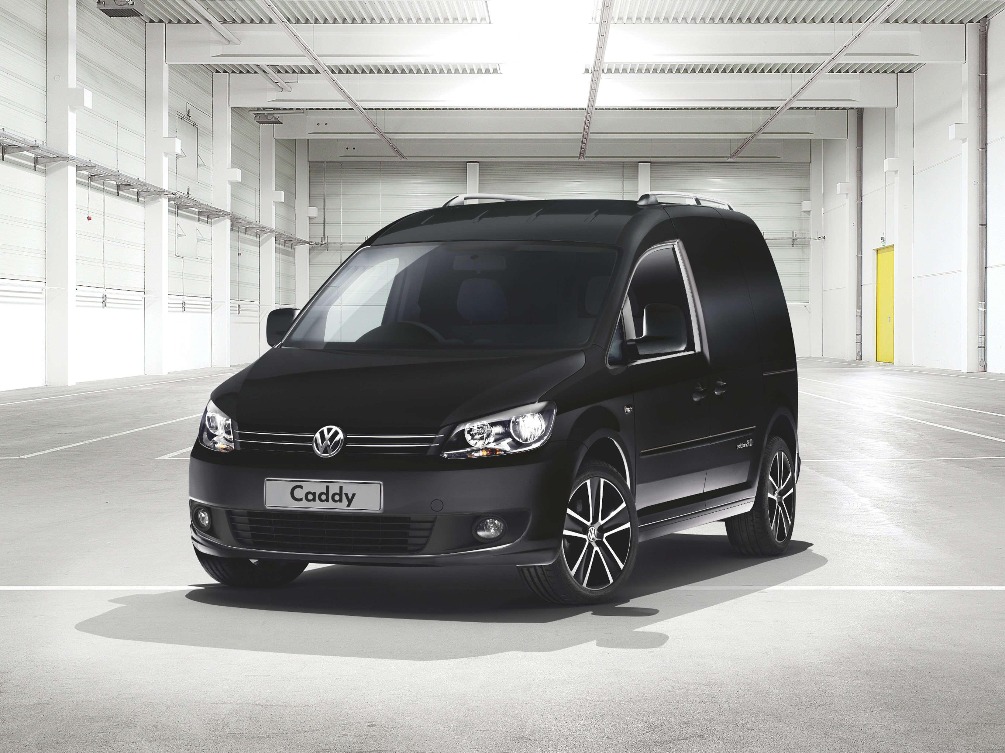 New Limited Edition Of The Vw Caddy Unveiled