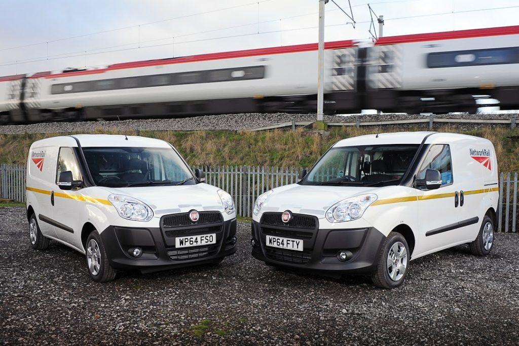 12468863d71eec Network Rail opts for Fiat Doblo Cargo vans - CommercialVehicle.com