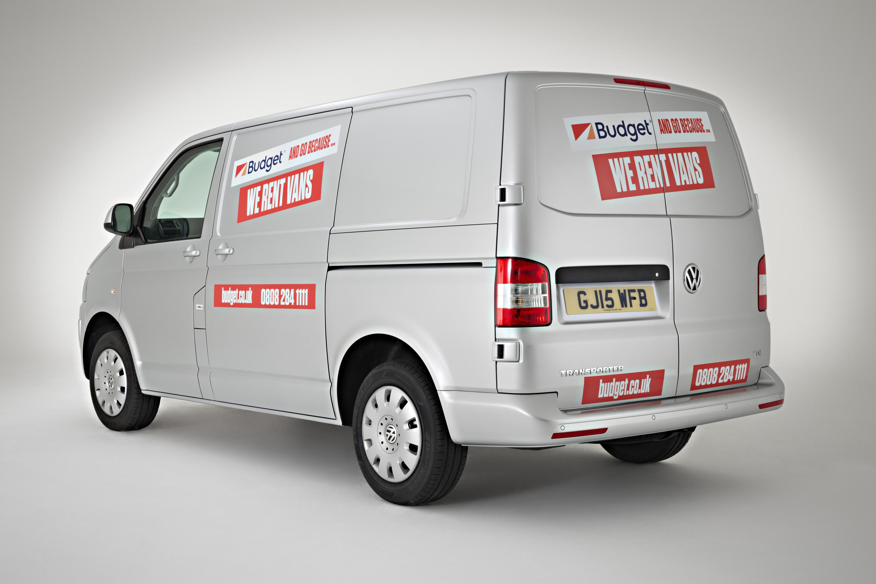 eb80373a44 VW vans are the choice of Budget van rental - CommercialVehicle.com