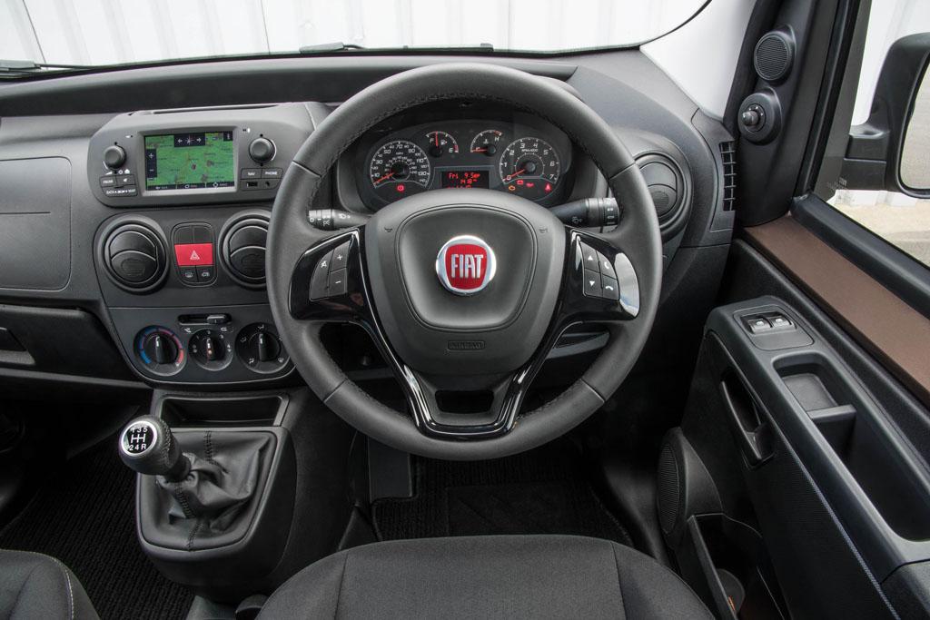 Fiat fiorino 3 - Commercial van interiors locations ...