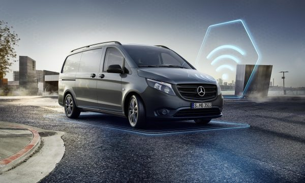 Mercedes Vito www.commercialvehicle.com