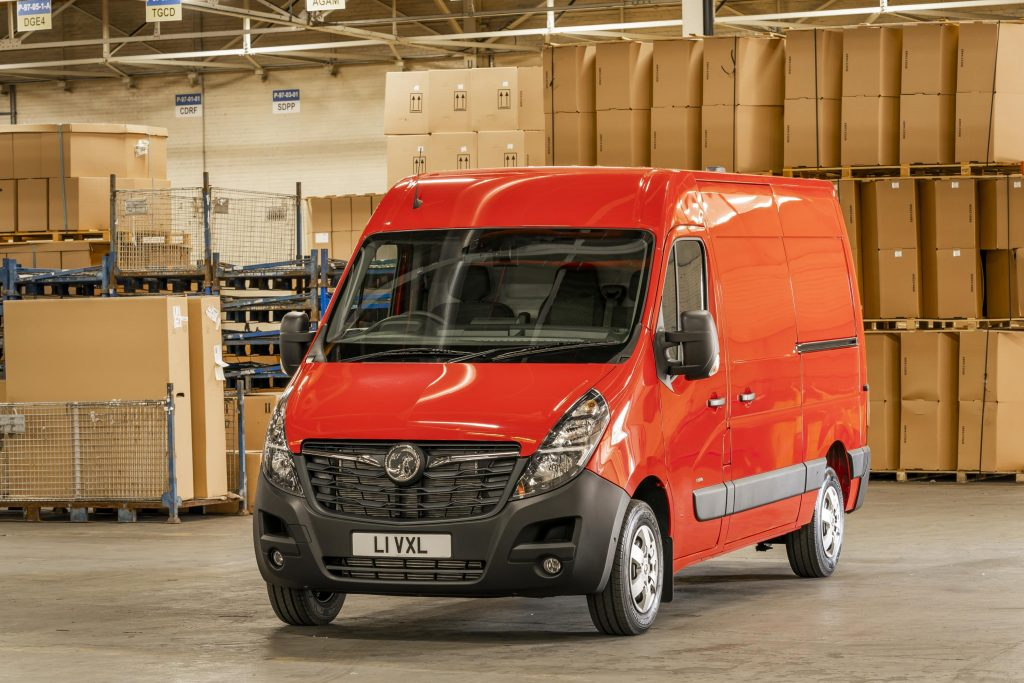 Vauxhall Movano commercialvehicle.com