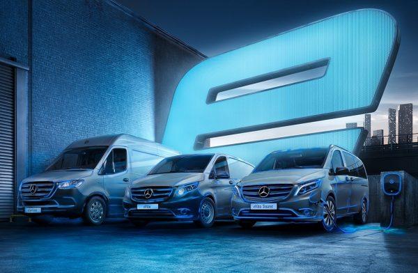 Mercedes Vans tv advert