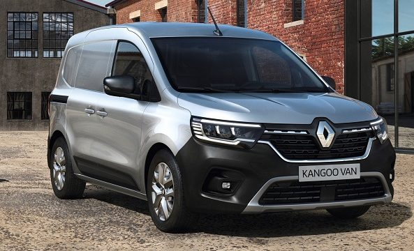 New Renault Kangoo and ZE