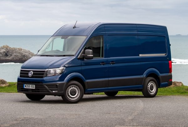 VW Crafter conversion